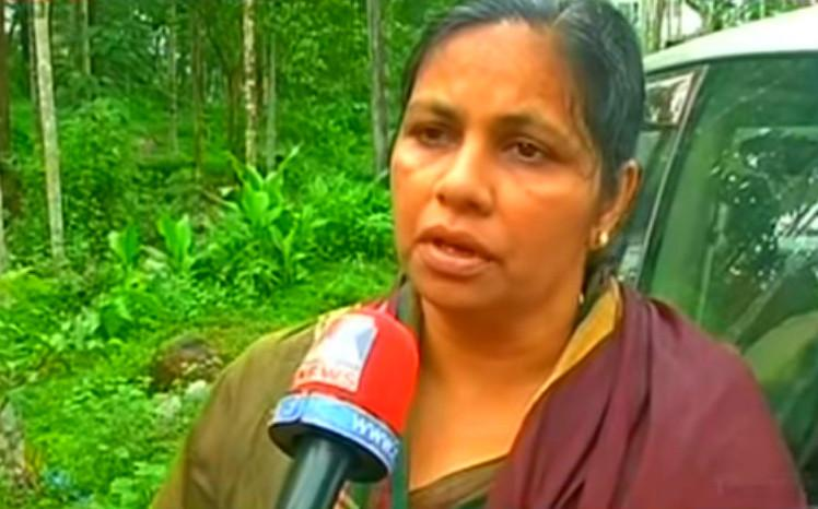 Officials wanted Rs 1 lakh as bribe Wife of Kerala farmer who killed himself speaks out