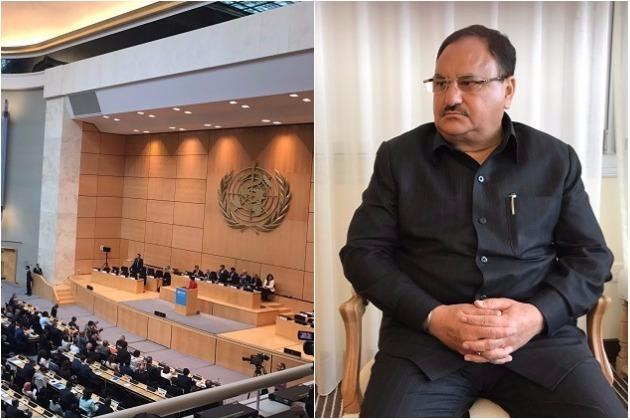 Wrong to say Indias drug quality is substandard Health Minister JP Nadda to TNM