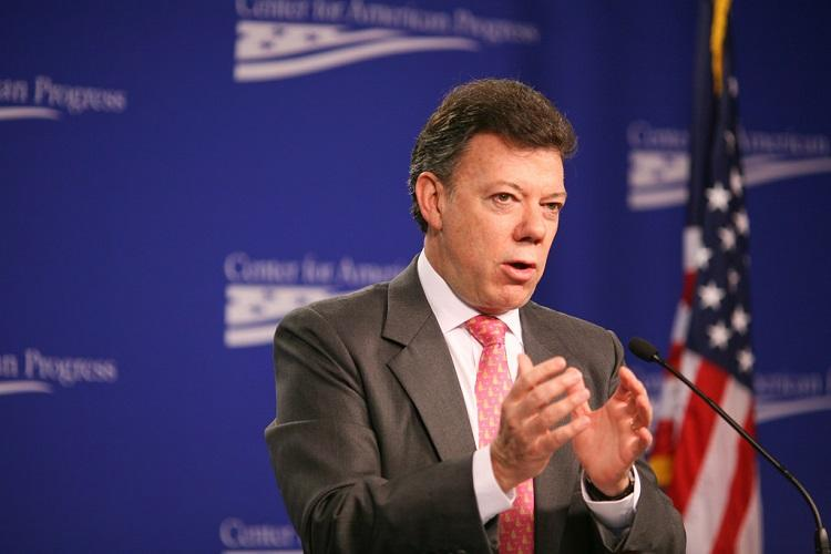 Colombian President to receive Nobel Peace Prize