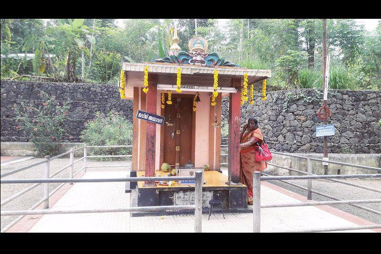 This Kerala temple has a Judge Uncle deity for legal hassles