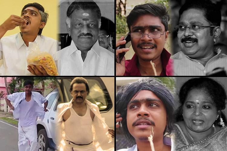 From OPS-EPS to Tamilisai this hilarious satire captures TN politics in 2017