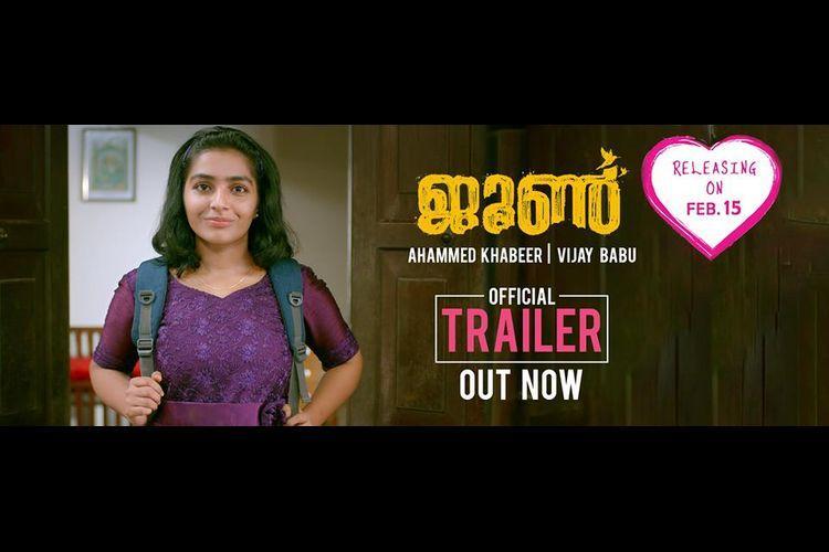 Watch Rajisha Vijayan transforms into a teen in June trailer