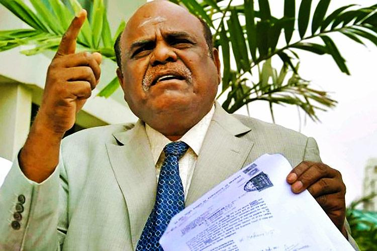 Where is Justice CS Karnan Chennai and West Bengal cops search for him