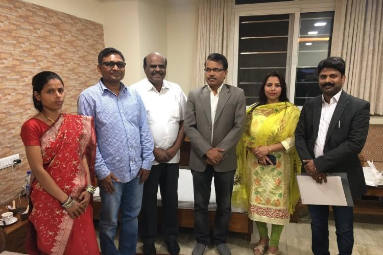 Justice CS Karnan to contest Lok Sabha polls from Central Chennai
