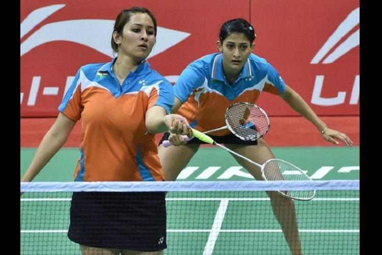 Rio Olympics Jwala-Ashwini lose group opener in badminton