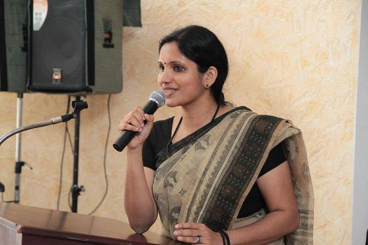 The rare translator who is getting political speeches right Meet Jyothi Vijayakumar