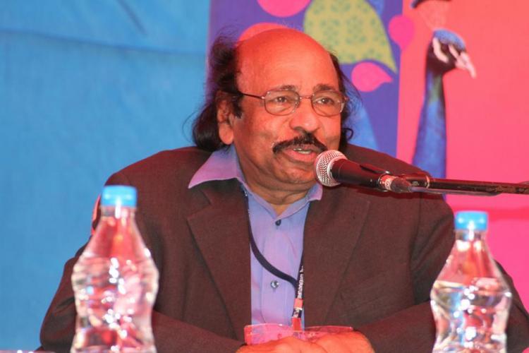 Accepted IIAS fellowship as institution has retained autonomy unlike Sahitya Akademi K Satchidanandan