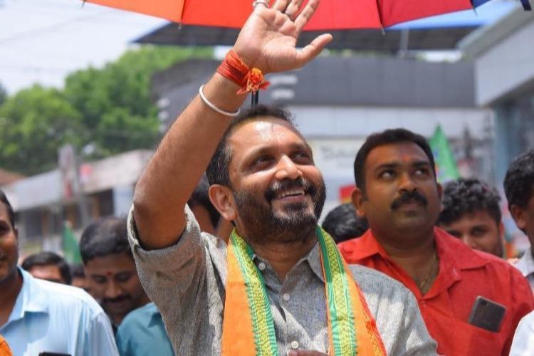 K Surendrans losing streak shows not even Sabarimala is working for the BJP in Kerala