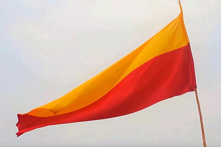 Place In Our Hearts For Yellow And Red And Tricolour A Kannadigas