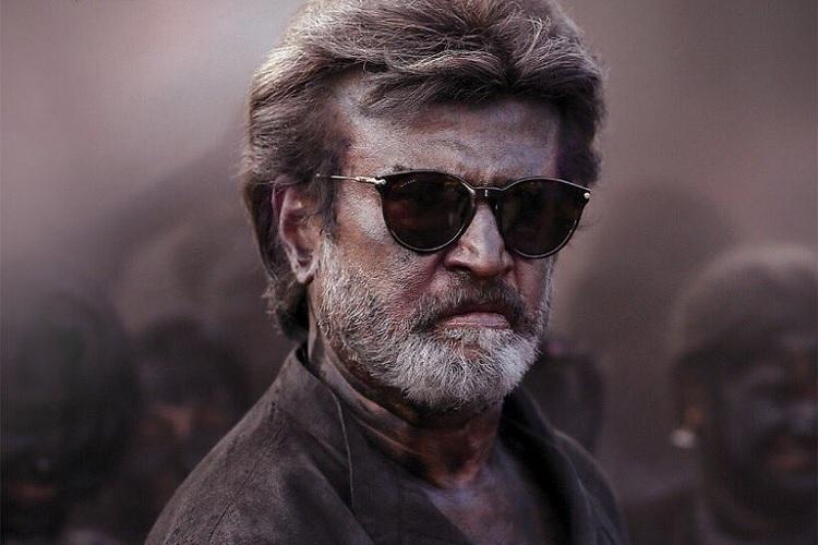 Kaala second look out Rajinikanth looks formidably stylish
