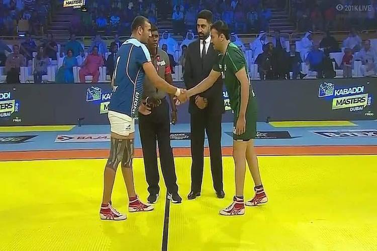 India outclass Pakistan in Kabaddi Masters opener