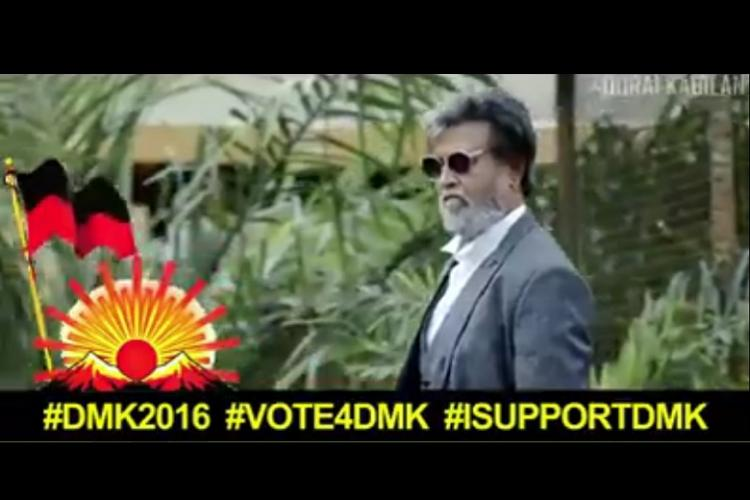 From Kabali to Vadivelu DMK fans are using cinema for funny online campaigning