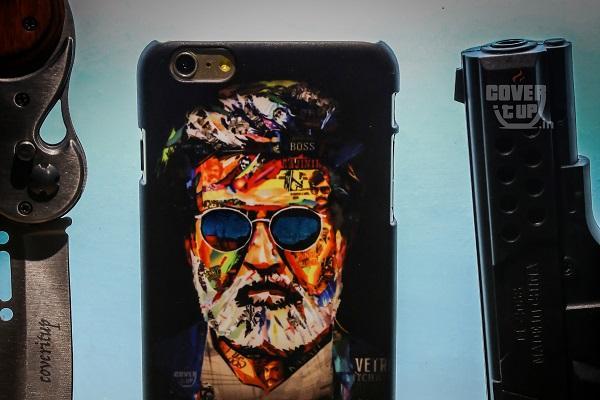 Brand Kabali now on mobile phones and coffee mugs