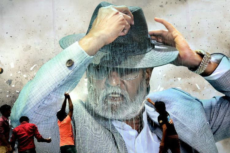 Kabali collects over Rs 40 crores at box office on the first day