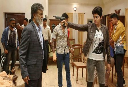 Check out exclusive pictures from Rajinikanths Kabali