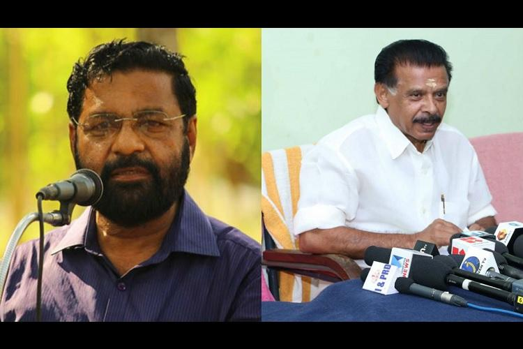 Kerala ministers allegation that RSS runs arms stores in temples just got bigger
