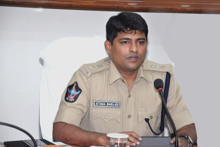 Andhra police arrest international red sanders smuggler AT Maideen two aides in Kadapa