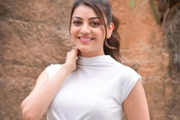Kajal Aggarwal to reunite with director Deekay for a horror flick