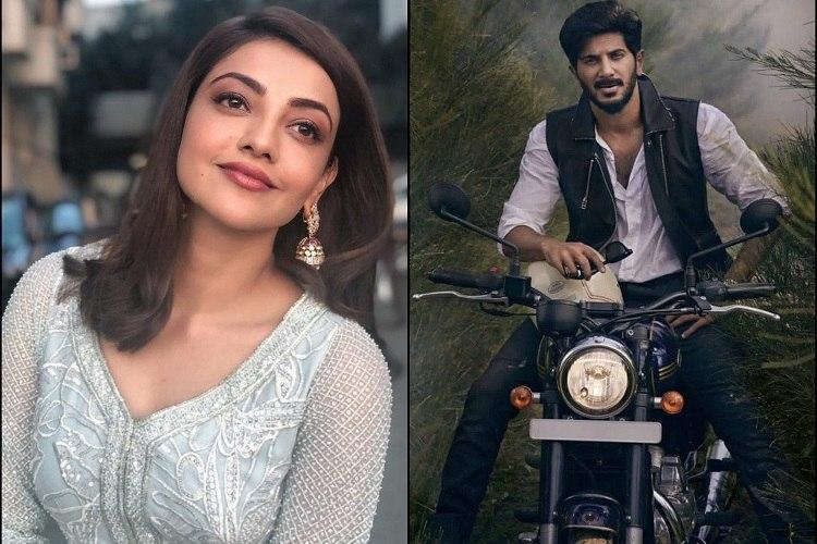 Kajal Agarwal to team up with Dulquer Salmaan for a Tamil film