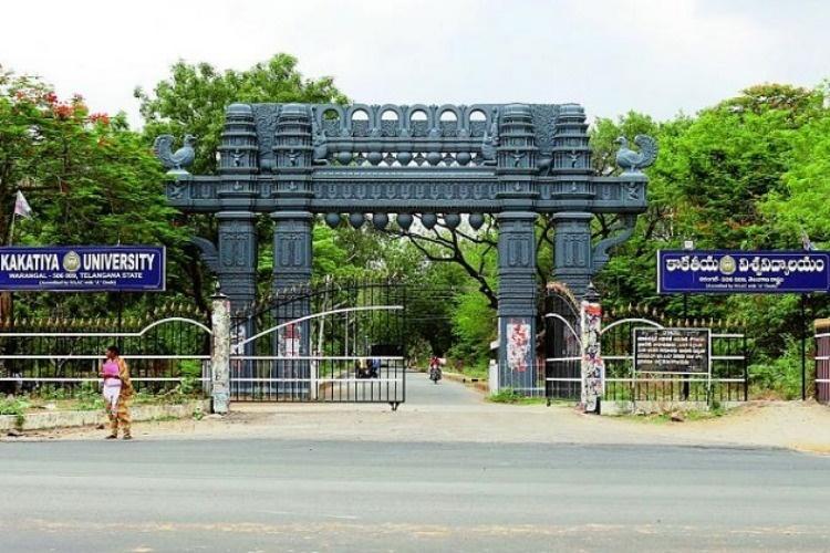 53 out of 40 Kakatiya Uni gives PG students more marks than maximum score