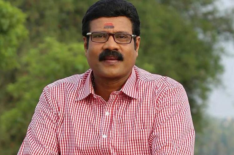 Vinayans tribute to Kalabhavan Mani
