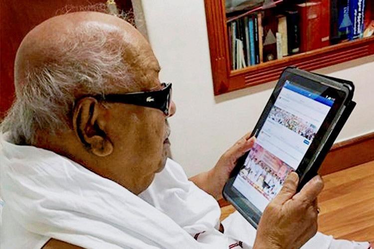The aura of Kalaignar A journo who grew up near the Karunanidhi residence recalls