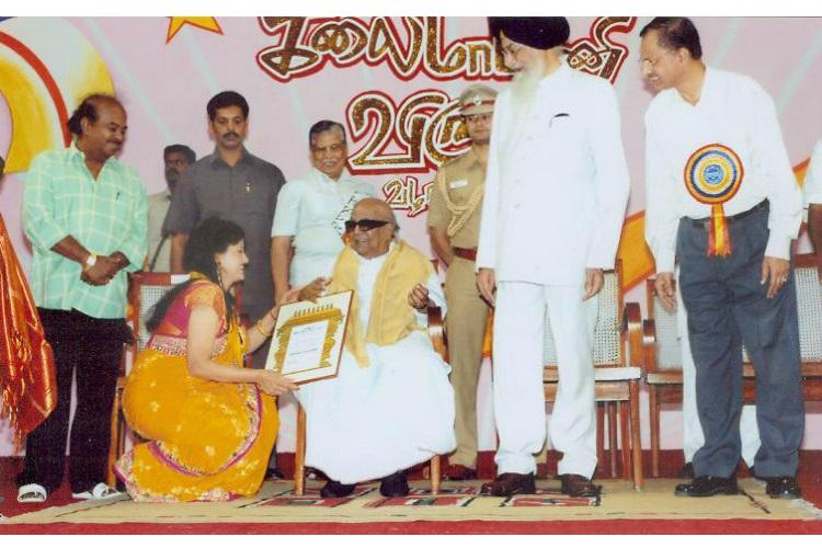 The art of the farce How Tamil Nadus Kalaimamani awards have lost credibility over the years