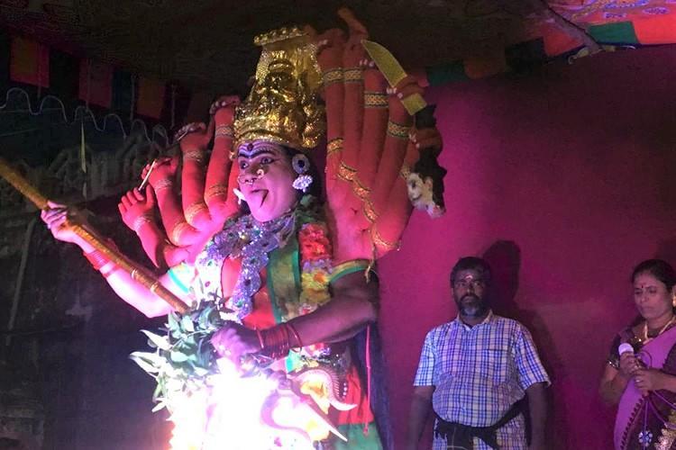 Reviving folk dances These trans women are bringing back interest in Kali Aatam
