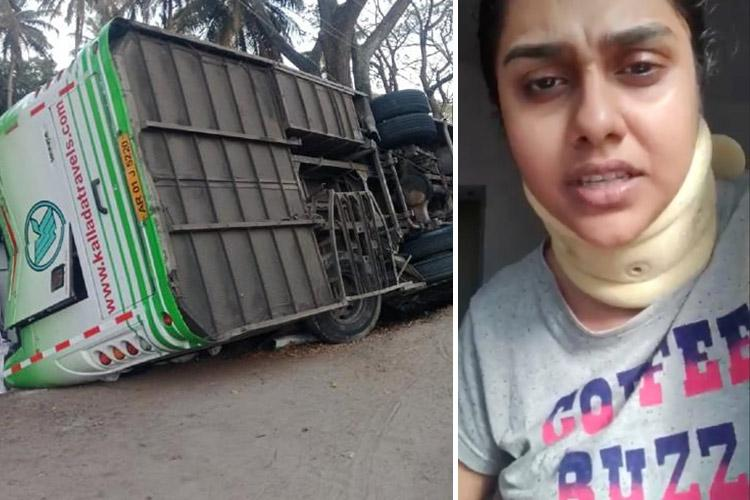 Kallada bus passenger in video says drivers brashness caused accident that killed one