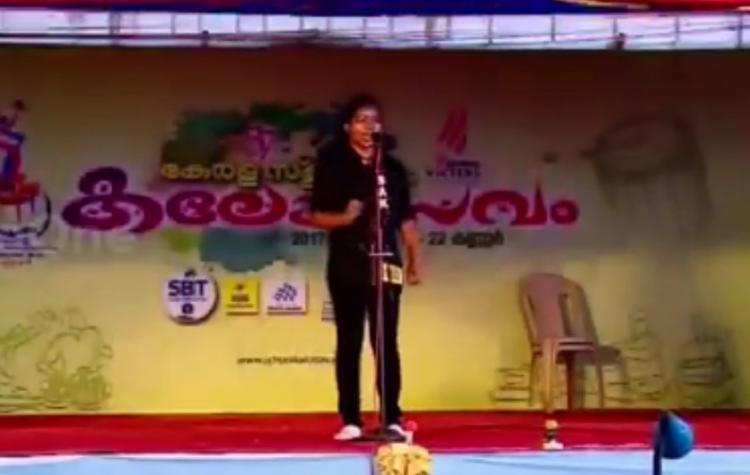 Repetitive themes haunt Kathaprasangam and Mimicry in Kerala school Kalolsavams