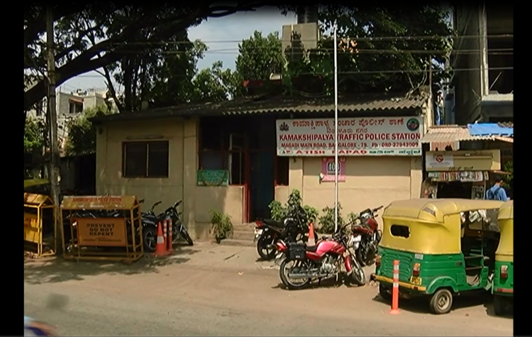 A police station in Bengaluru faces a predicament a man claims he owns it