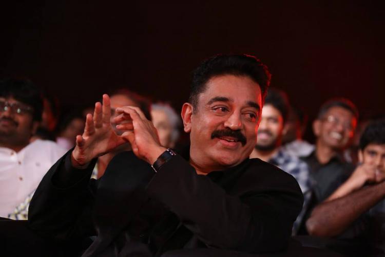 Kamal Haasan to host Tamil Bigg Boss wants to bond with contestants like Salman Khan