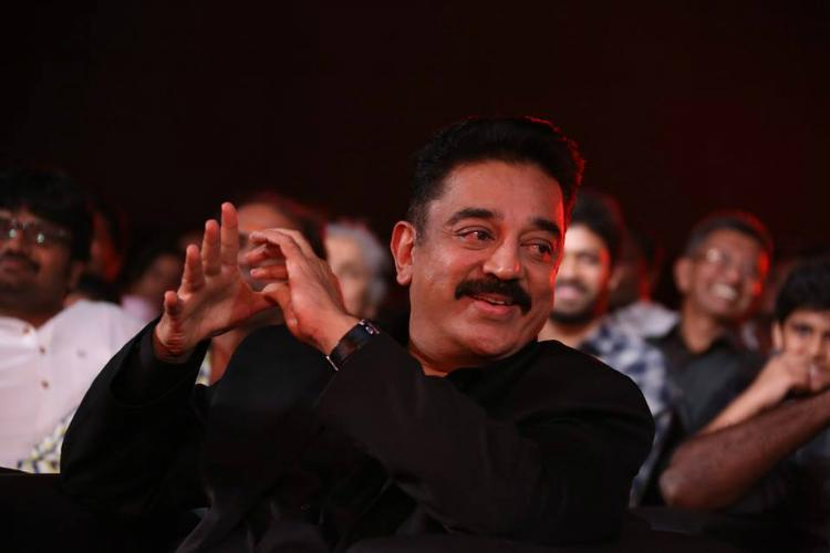 Kamal may play cameo in his next production featuring Vikram and daughter Akshara