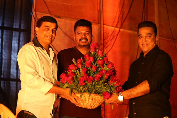 Kamal Haasan to fight corruption on reel first signs up for Indian 2 with Director Shankar
