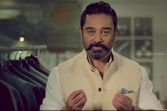 After more than 5 decades in films Kamal Haasan makes historic foray into TV ads
