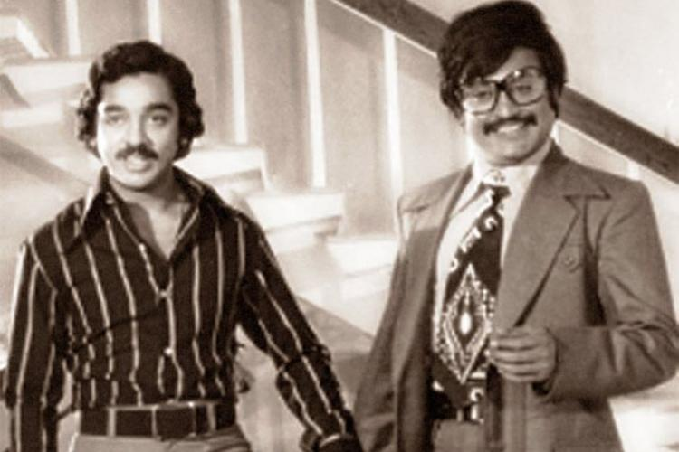 Kamal and Rajini must join hands says Rajinis close friend Tamilaruvi Manian