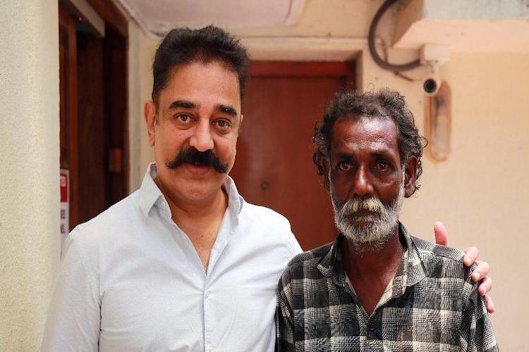 Kamal Haasan traces his die-hard fan meets him