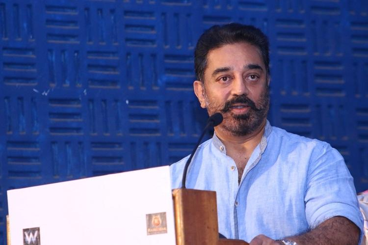 Two politicians two cricketers part of Kamal Haasans Tamil Bigg Boss