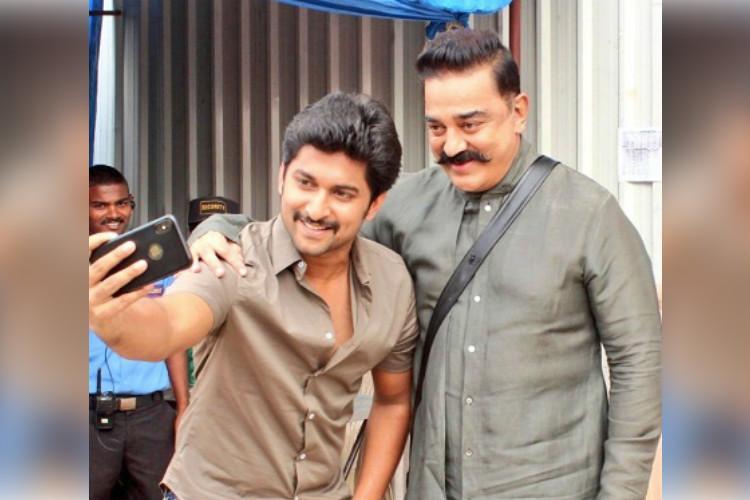 Kamal on Telugu Bigg Boss to promote Vishwaroopam II