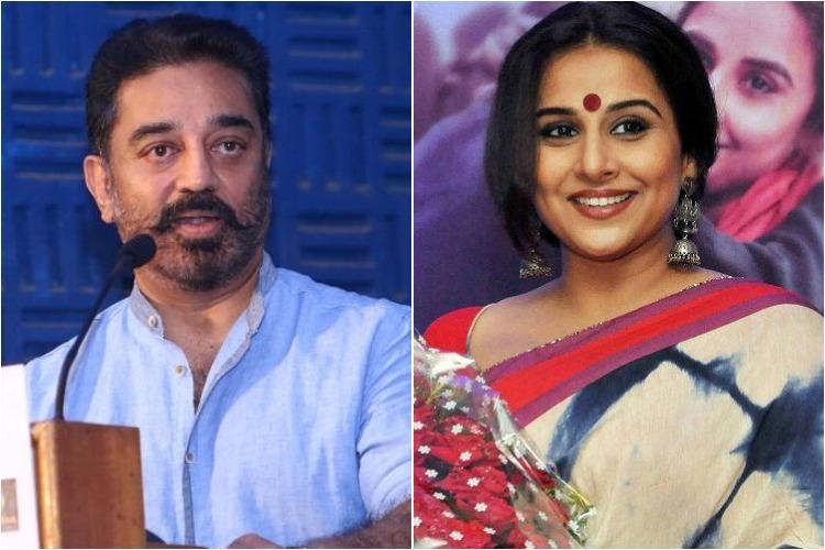 Kamal Haasan Vidya Balan lend voice to film on sexual exploitation