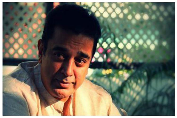 Returning awards is a futile exercise says actor Kamal Haasan