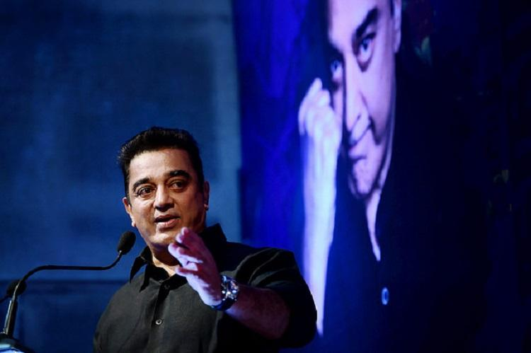 Kamal Haasan booked for his remark on