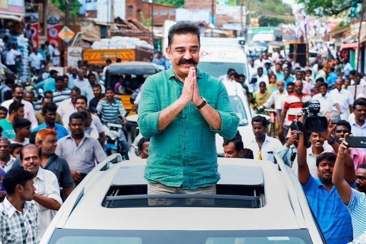I can concentrate on Bigg Boss and politics at the same time Kamal Haasan