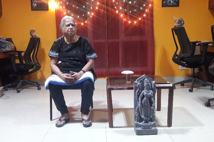 People refused to believe in my talent since I am a woman Sculptor Kanaka Murthy