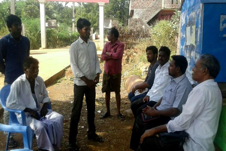 Andhra Dalits face social boycott for using thoroughfare and polluting deity