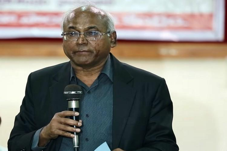 Kancha Ilaiah files complaint against TDP MP who called for his public execution