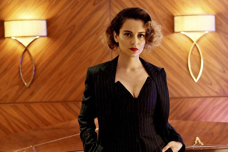 Kangana Ranaut provokes media with her 'extreme remarks'