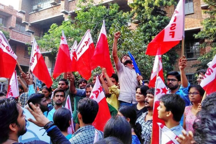 Send me to jail if Im a traitor media trial painful Kanhaiya Kumar