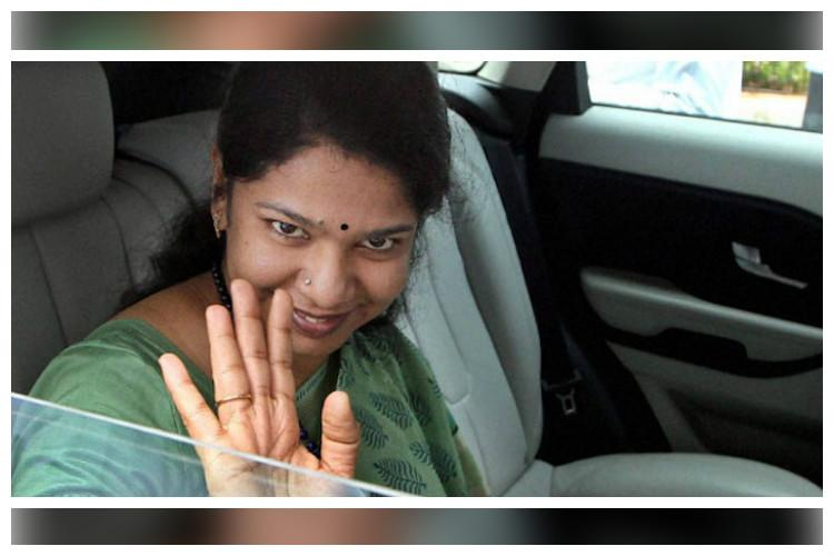 Kanimozhi invites Sonia for Karunanidhis birthday celebrations rules out political agenda