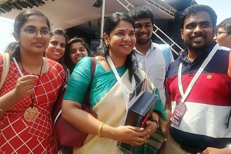 TN Kerala celebrate their diversities BJP trying to take that away Kanimozhi